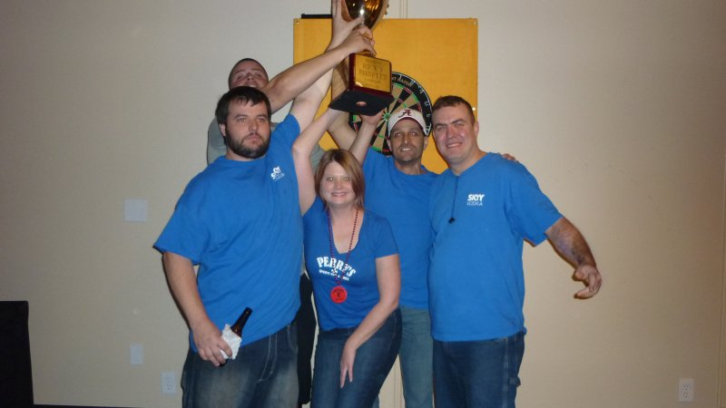 Season 3 Bronze 1 Champions Perry\'s Place We Take Slops